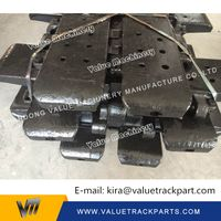 Demag CC1800 Crawler Crane Undercarriage Parts Track Shoe thumbnail image