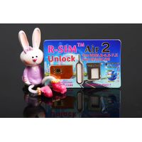 R-SIM Air2 For4 S/5/5C/5S iOS:6.X-7.1.1-7.X (Sprint+N) thumbnail image