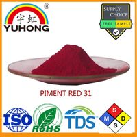 Water Based (Flexo Ink) Pigment Dispersion Red 31 (CAS:6448-96-0)