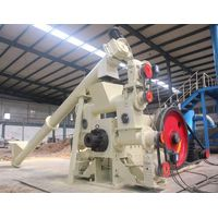 Briquette Machine for Cement, Ash