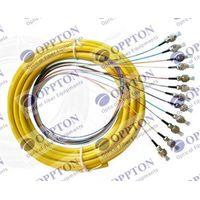 4/6/8/12 core FC/SC/ST/LC Bundle optical pigtail thumbnail image