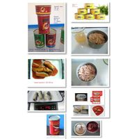 Canned tuna, canned mackerel, canned sardines of  Chinese origin
