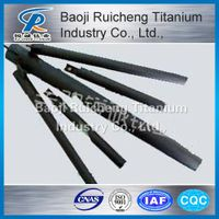 Best-selling Titanium Anodes for Sodium Hypochlorite Generator Competitive Price