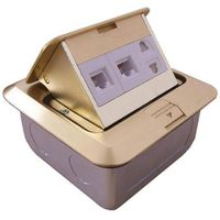 CHUANGD Floor Socket Box