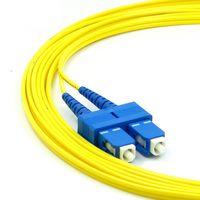 Ftth G657a Optic Drop Single Mode 1m 2m 3m Cheap Sc Upc Lc Pigtail Optical Fiber Cable Patch Cord thumbnail image