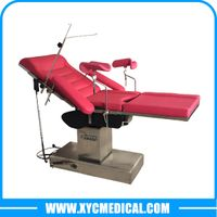 obstetric delivery table manufacturer gynecological exam bed operating table for sale