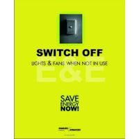 Save Energy Posters