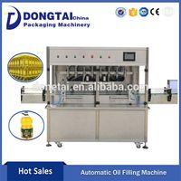Digital Control Oil Filling Machine/ Quantitative Oil Filling line/ Filling Equipment Suppliers