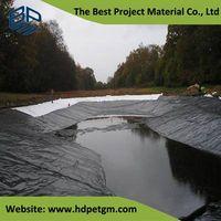 Waterproof Material Geo Membrane Thickness Waterproofing Membrane