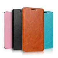 MOFI Lenovo K3 note Lenovo A7000 Flip Pu Leather Case Slim Cover Unique Design