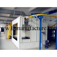 Spray paint booth china supplier