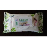 Baby wipes Alley Sof 70 sheets thumbnail image