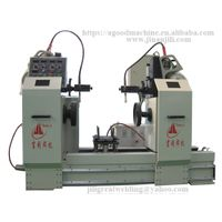 Double Circular Seam Welding Machine for Pipe & Flange & Air Tank thumbnail image
