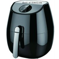 Digital Control Portable Air Fryer
