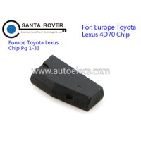 Best Price 4D70 Transponder Chip for Europe Toyota Lexus Chip Pg 1-33