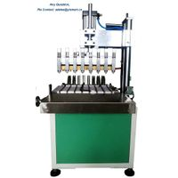 Manual Magnetic Stripe Bonding Machine YMSB-1