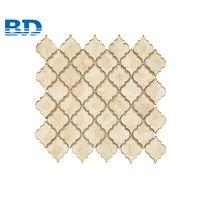 Arabesque Glass Mosaic (Gold) thumbnail image