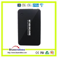 2.5 Inch WiFi HDD Enclosure