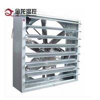 Industrial Ventilation Exhaust Fan Extractor Fan For Factory Warehouse