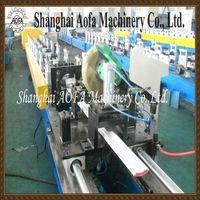 PU Rolling Shutter Door Roll Forming Machine