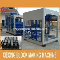 QT8-15 concrete block making machinery
