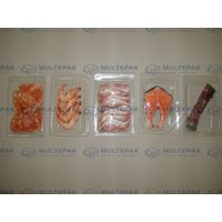 Skin packaging on thermoforming Machine automatic vacuum skin packaging machine meat