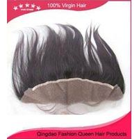New arrival virgin brazilian hair free style 13*4 lace frontal