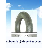 Scooter Tyre 3.00-10 thumbnail image