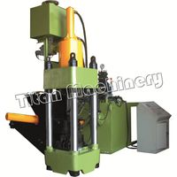 Y83 series hydraulic briquetting press