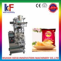 Automatic combination electric multihead weigher for puffed food packaging machine thumbnail image