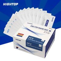 HCV Hepatitis C Rapid Test kit