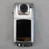 Full  HD1080P car DVR with rotating lens and swivel screen