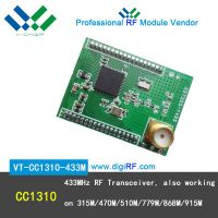 TI CC13xx development board cc1310 LaunchPad (package include antenna & USB cable, module option for thumbnail image