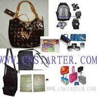 handle bag and shopping bag thumbnail image