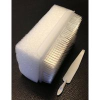 Surgical scrub brush