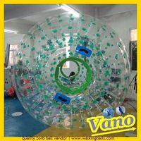 ZorbingBallz Zorb Human Hamster Ball Zorbing Vano Inflatable Giant Sphere