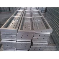 scaffolding board for construction