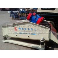 linear motion dewatering screening machine for mineral industry