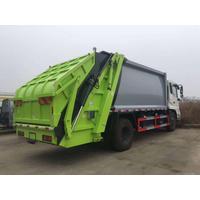 12CBM Compactor Garbage Truck thumbnail image