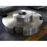 Hot Forged Vertical Sliding Rings And Special Steel Ring For Vehicles, Printing Machines, Food Proce