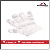 Disposable HDPE/LDPE Hand Gloves thumbnail image