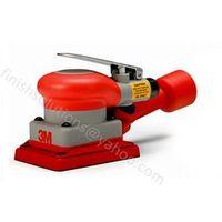 Original 3M Air Random Orbital Sander 3in x 4in Square Sanding Pad Self Generated Vacuum