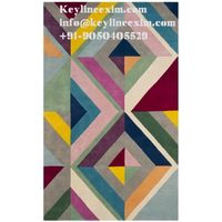 Indian Hand Tufted Wool Carpet - Manufacturer Of Hand Tufted Carpet - Luxury New Zealand Wool Carpet