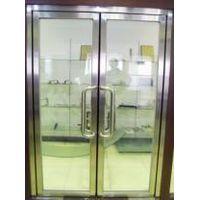 Glass fire  rated door
