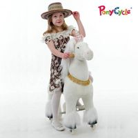 Riding pony toy for kids ride
