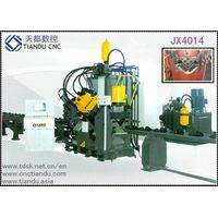 JX4016 Automatic CNC Punching Machine for Angle Steel