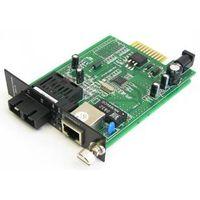 10/100/1000M Fiber Media converter card