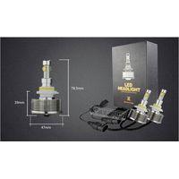 Car Led Light H7 LED Headlamps 12V 20W US Cree LED Chip Car LED Headlamps
