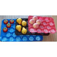 2014 Promotion Customized New Design High Quality Competitive Price Alveolar PP Tray for Europe Mark