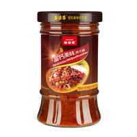 MIMIDO Rich in Calcium and with great flavor Sauce chicken hot sauce chili oil sauce